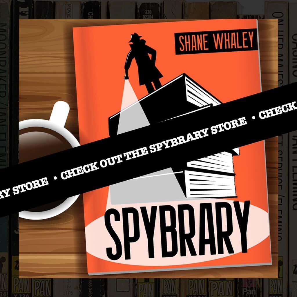 Spybrary Store