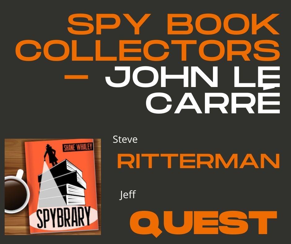Collecting John le Carré books